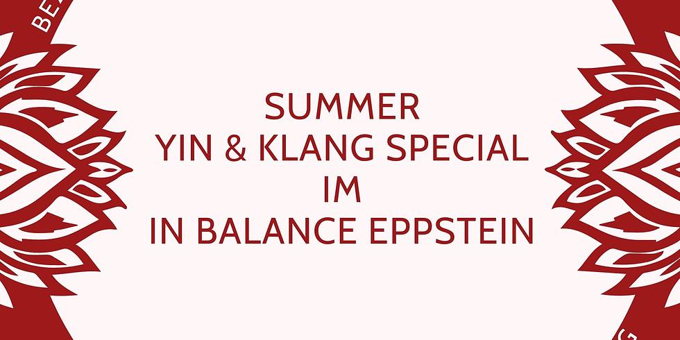 Summer Yin & Klang Special in Eppstein