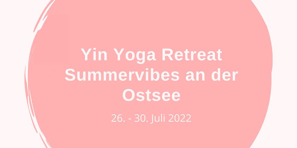 Yin Yoga Retreat an der Ostsee
