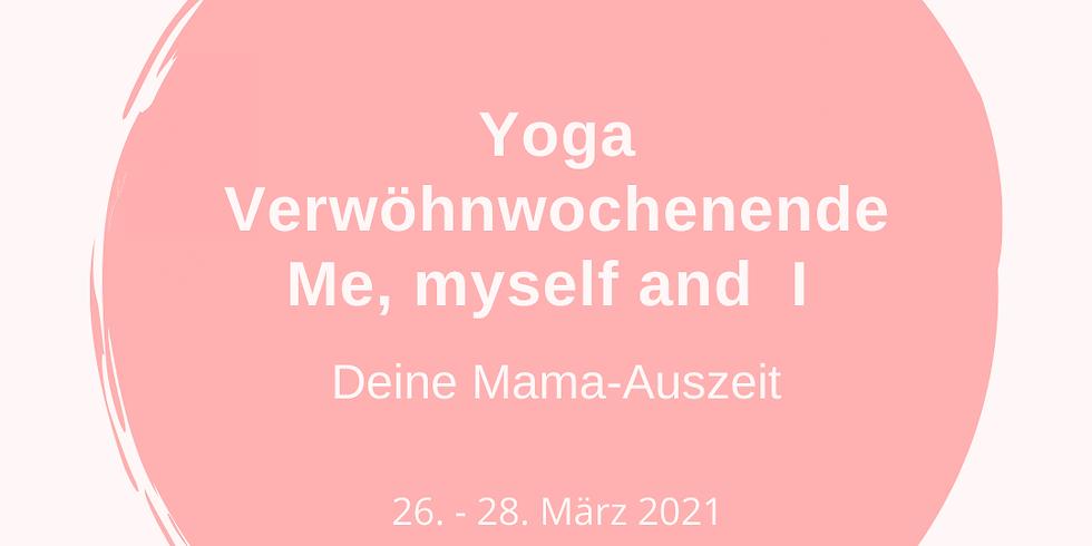 Yoga Verwöhnwochenende Me, Myself and I