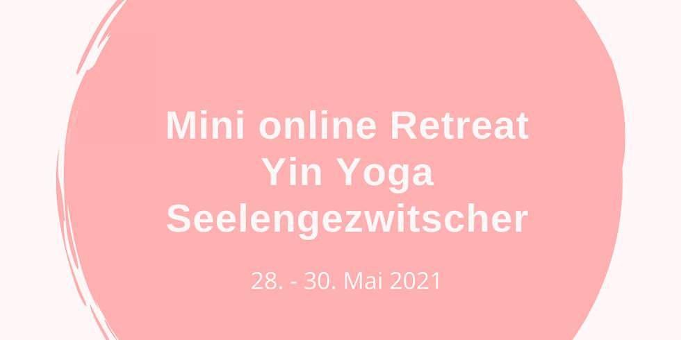 Mini online Retreat Seelengezwitscher