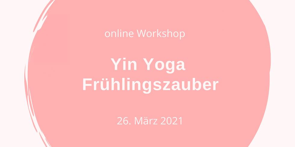 Yin Yoga - Fühlingszauber