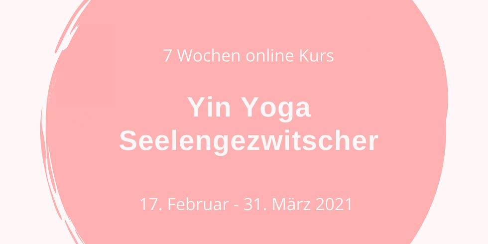 Yin Yoga Seelengezwitscher