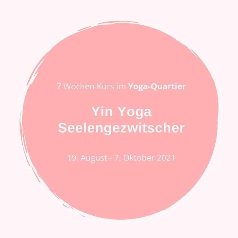 Yin Yoga Seelengezwitscher (Studio)
