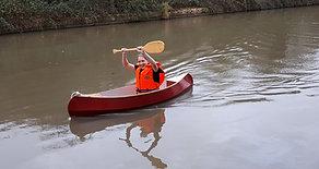 Peasemarsh 8 Full Ply/Epoxy DIY Canoe Kits