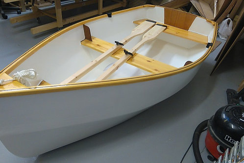 Rye Bay 228 Custom Build