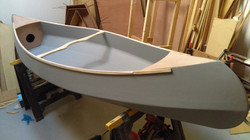 29 After preparation the inside can be undercoated or varnished.