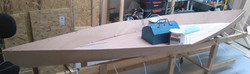6 Planks 1 stitched to bottom panel