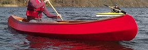 Peasemarsh 14 Full Ply/Epoxy DIY Canoe Kits & Options from