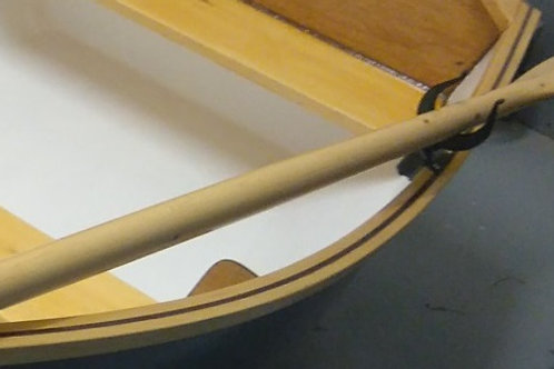 Wooden Oars from
