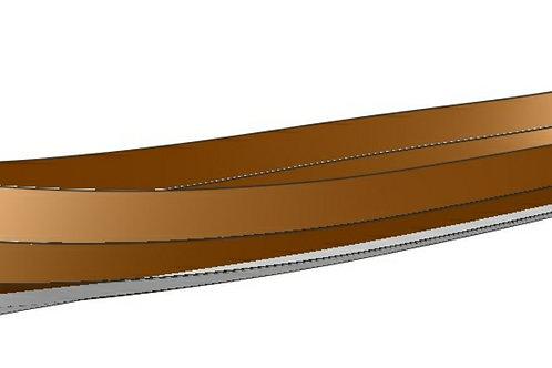 Ryemarsh 15 Open Canoe Digital Download Plans