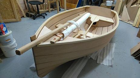Winchelsea 2.2 built on a workshop course