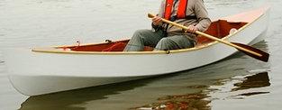 Burmarsh 13 Open Canoe A3 Workshop Plans