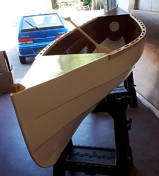 Newmarsh 12 Open Canoe -Options from