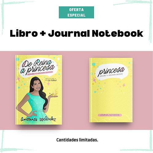 Libro + Journal Notebook
