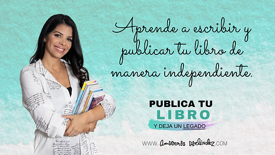 Publica tu libro Amneris Meléndez.png