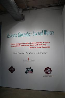Roberto Gonzalez: Sacred Waters
