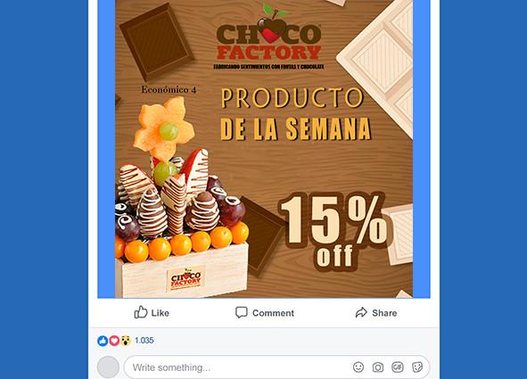 Promoción Facebook