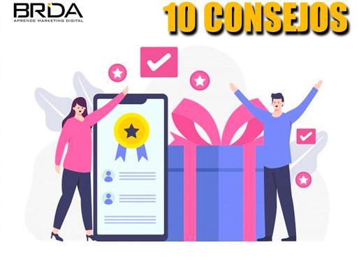 10 consejos para tener clientes felices/Marketing Digital