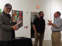 First Tuesday Art Event