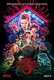 Stanger Things (Season 1-3)