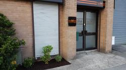 Entrance to Feedback Studios