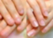 深爪改善バーチャルネイル