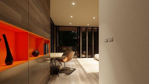 Standard Room Entrance