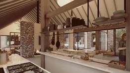 Hawkins Farm Kitchen