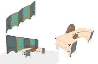 3D Furniture Design