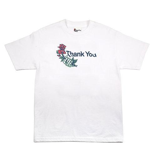 THANK YOU LOGO TEE