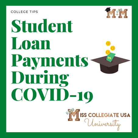 Affects on Student Loans During COVID-19