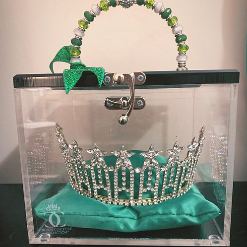 Miss Collegiate USA Crown Case