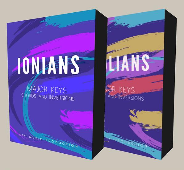 Ionians + Aeolians Bundle