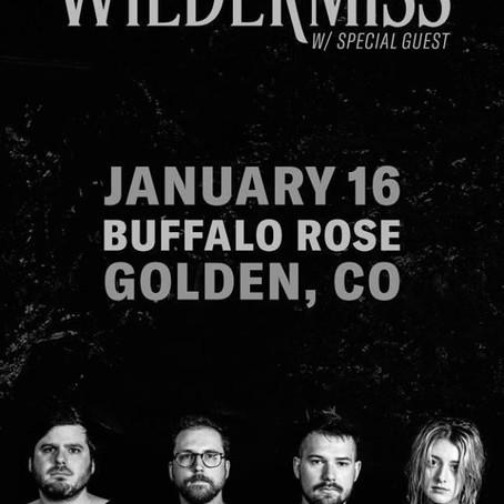 Wildermiss at The Buffalo Rose