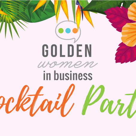 GWiB Cocktail Party