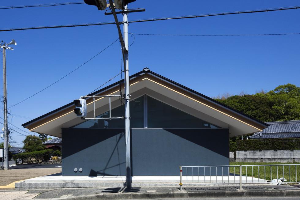 岸和田市-土生滝町会館