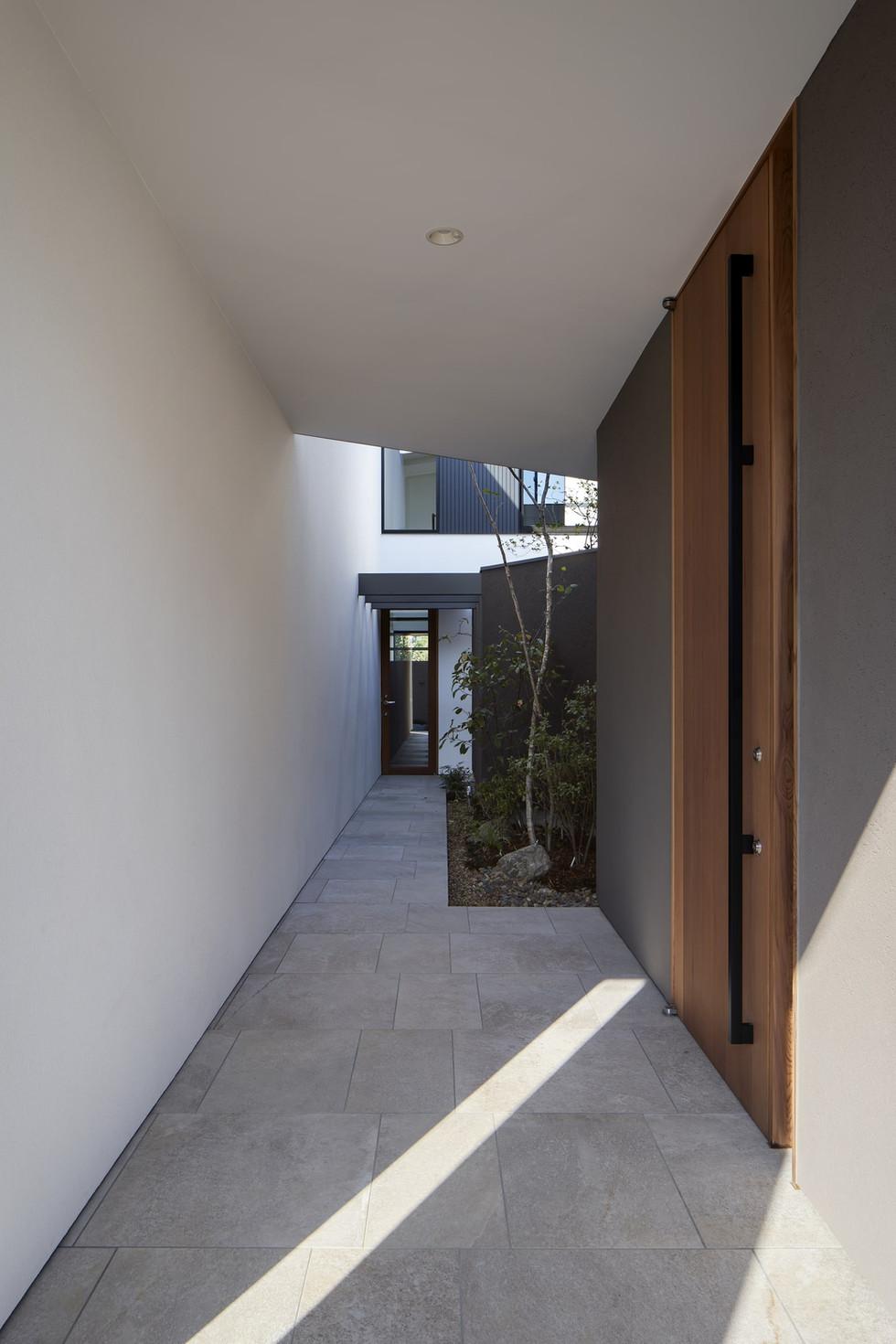 千里山の家