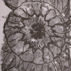 first monotype print