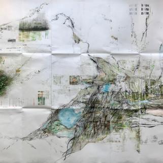 folded map untitled 3