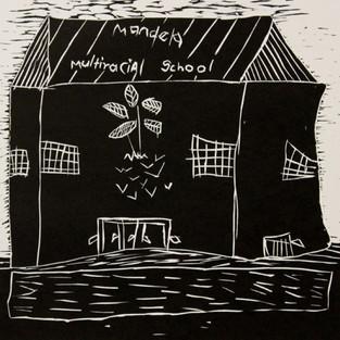 Mandela's Multiracial School