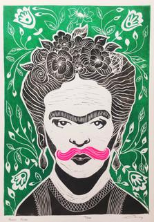 Fuerte Frida (green)