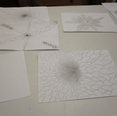 early beginnings _ first sketches