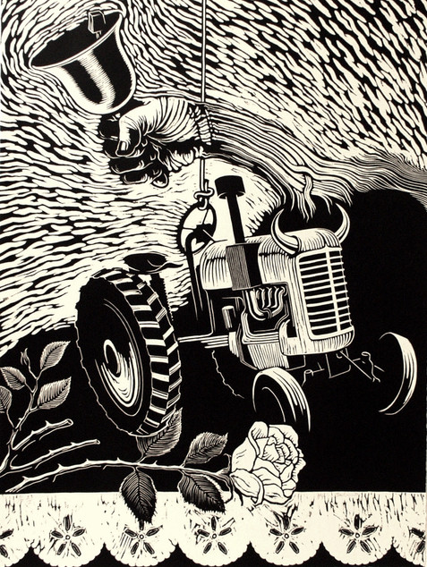 Tractor (from the series The Perlemoen Minutes)