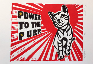 Propaganda - Power to the Purr