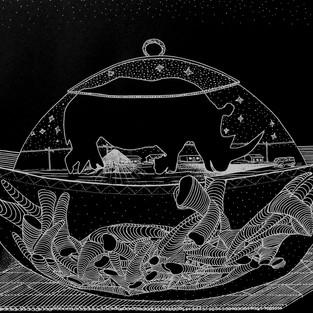 Icansi (Rhino Bowl)