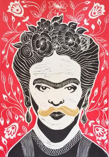 Fuerte Frida (red)