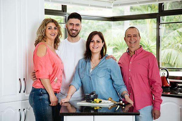 Kohkoz Real Lebanese Cuisine Family
