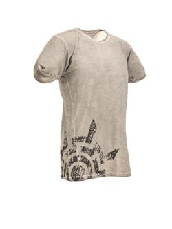 t-shirt LOGO (man) - side
