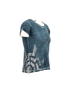 t-shirt LOGO (woman) - side