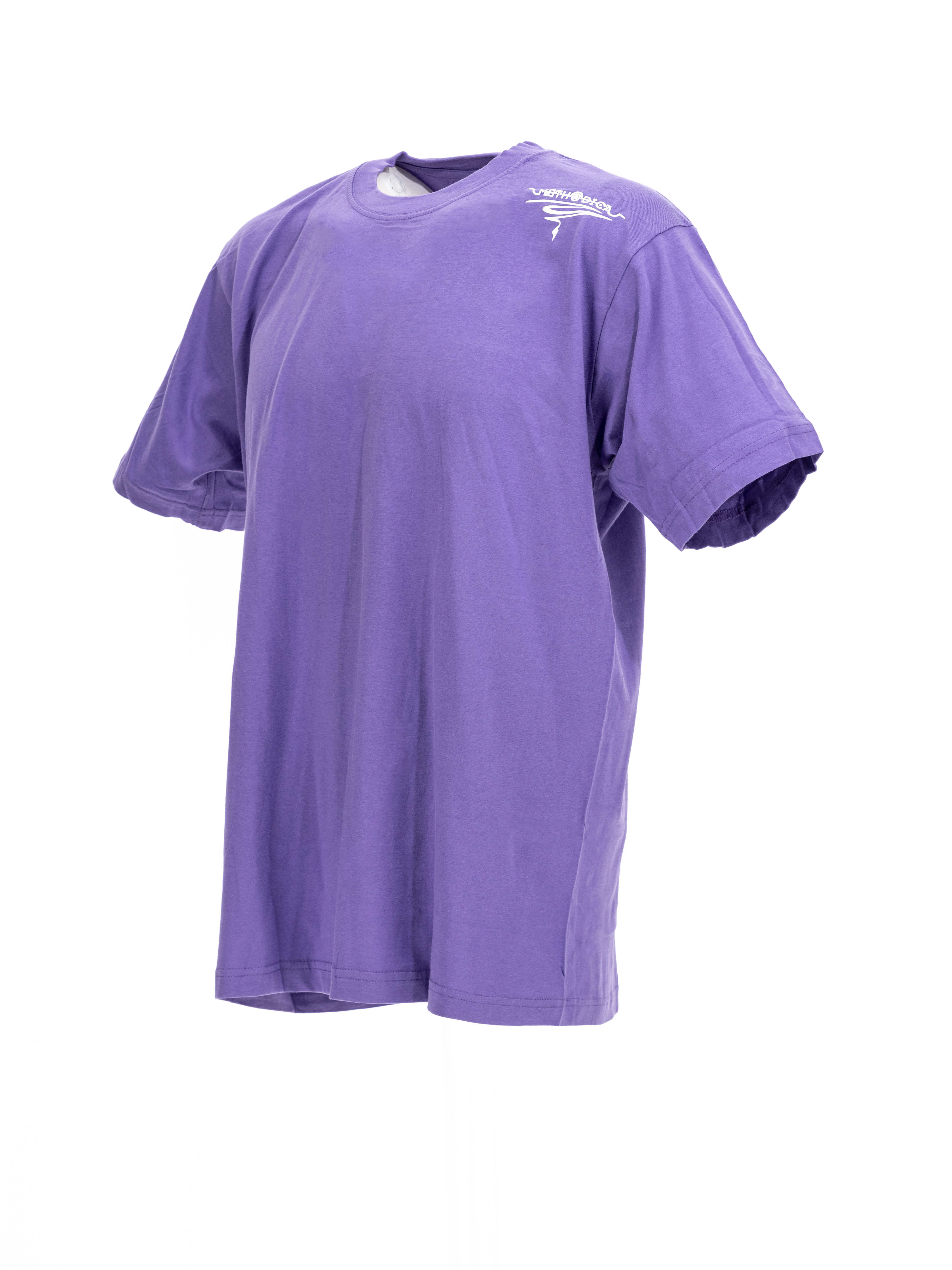 t-shirt SEARCHING FOR REFLECTIONS (unisex) - violet
